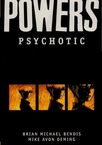Okładka książki Powers vol 9 - Psychotic