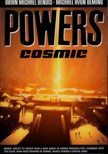Okładka książki Powers vol 10 - Cosmic