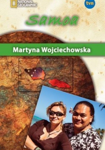 Okładka książki Samoa