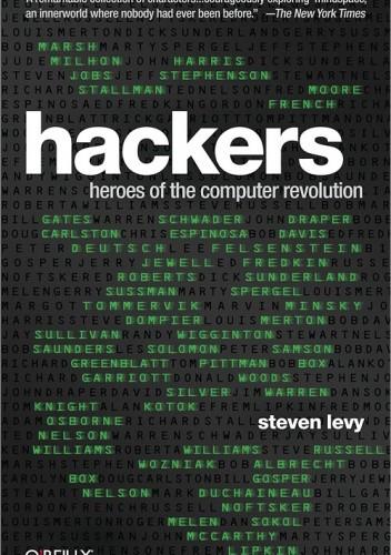 Okładka książki Hackers: Heroes of the Computer Revolution