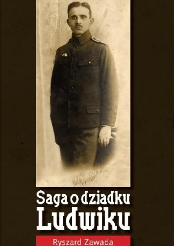 Okładka książki Saga o dziadku Ludwiku