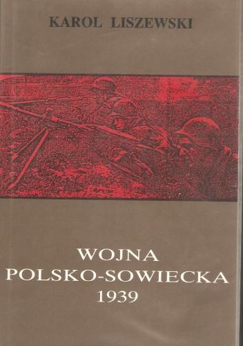 Okładka książki Wojna polsko-sowiecka 1939