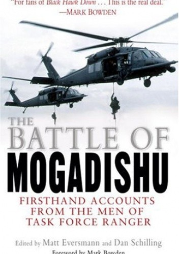 Okładka książki The Battle of Mogadishu
