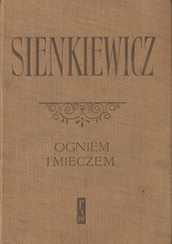 Okładka książki Ogniem i mieczem, t. 2