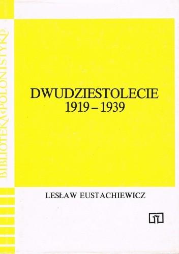 Okładka książki Dwudziestolecie 1919-1939
