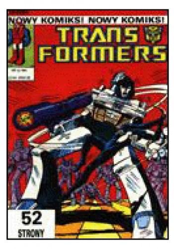 Okładka książki Transformers 2/1991