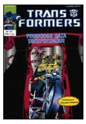 Okładka książki Transformers 1/1993
