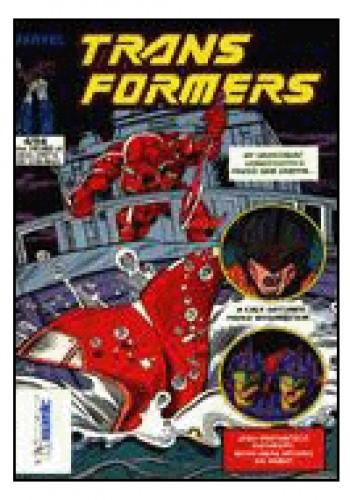 Okładka książki Transformers 4/1994