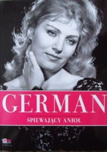 Okładka książki Anna German. Śpiewający Anioł
