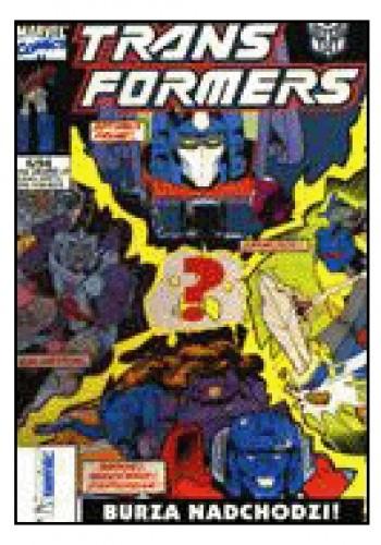Okładka książki Transformers 6/1994