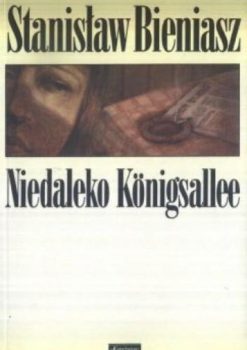 Okładka książki Niedaleko Königsallee