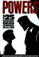 Powers vol 12 - The 25 Coolest Dead Superheroes