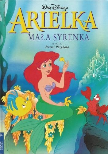 Okładka książki Arielka - Mała Syrenka