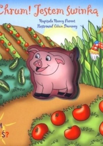 Okładka książki Chrum! Jestem świnką