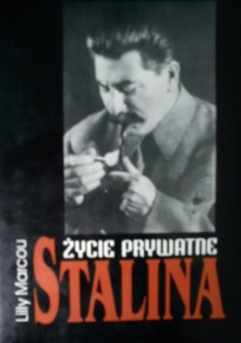 Okładka książki Życie prywatne Stalina