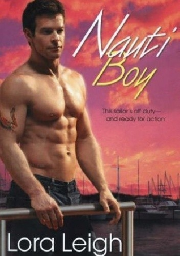 Okładka książki Nauti Boy