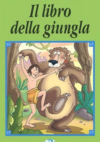Okładka książki Il libro della giungla