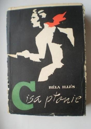 Okładka książki Cisa płonie