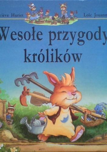 Okładka książki Wesołe przygody królików