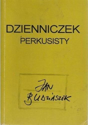 Okładka książki Dzienniczek perkusisty