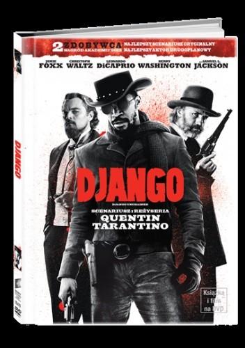 Okładka książki Django (książka + DVD)