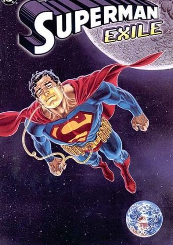 Okładka książki Superman: Exile