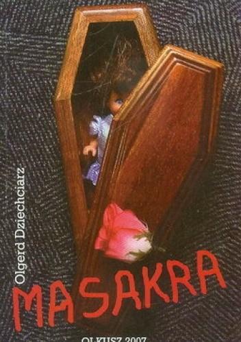 Okładka książki Masakra