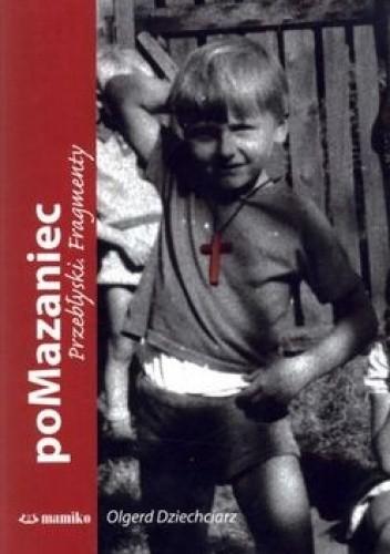 Okładka książki PoMazaniec