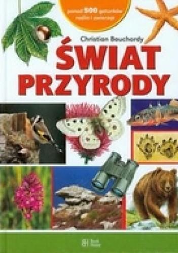Okładka książki Świat przyrody