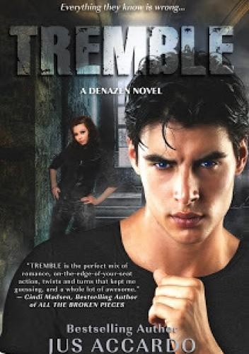 Okładka książki Tremble