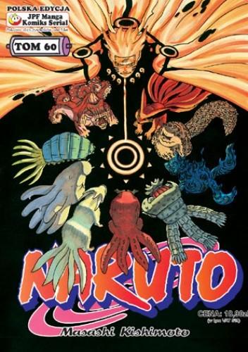 Okładka książki Naruto tom 60 - Kurama