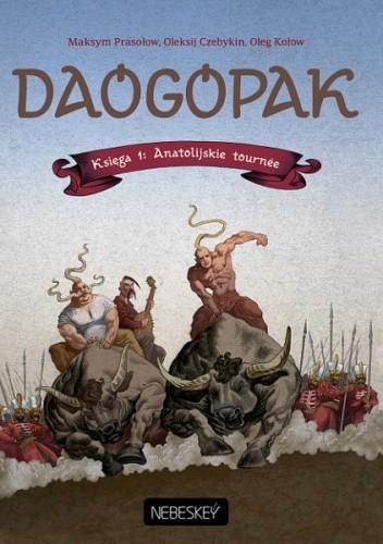 Okładka książki Anatolijskie tournée