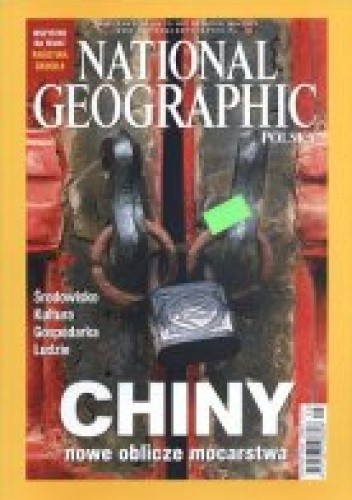 Okładka książki National Geographic 05/2008 (104)
