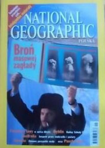 Okładka książki National Geographic 01/2003 (40)