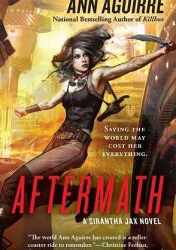Okładka książki Aftermath