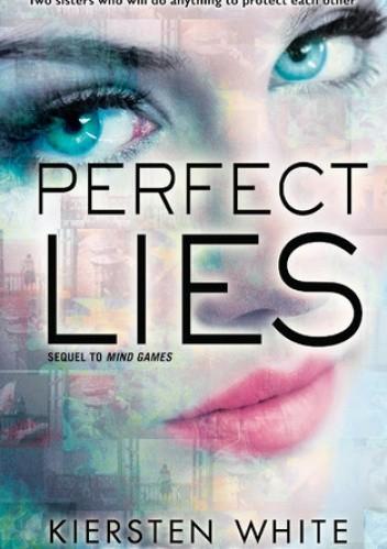 Okładka książki Perfect Lies
