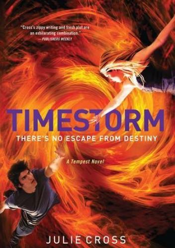 Okładka książki Timestorm