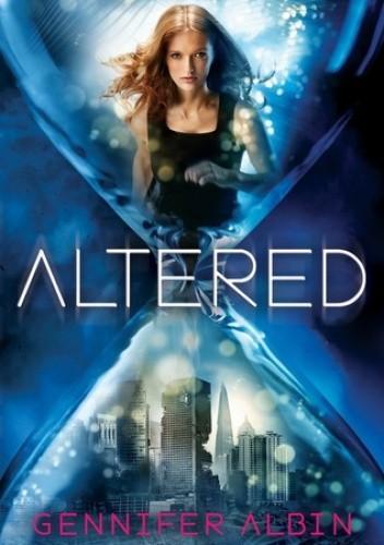 Okładka książki Altered