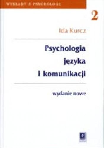 Okładka książki Psychologia języka i komunikacji