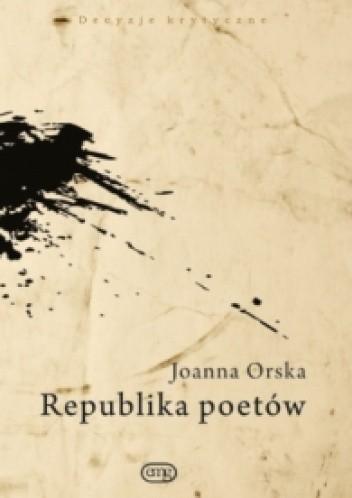 Okładka książki Republika poetów