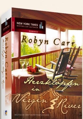 Okładka książki Herzklopfen in Virgin River