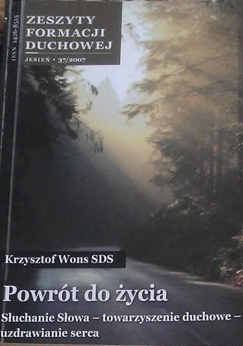Okładka książki Powrót do życia