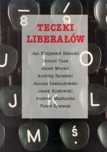 Okładka książki Teczki liberałów