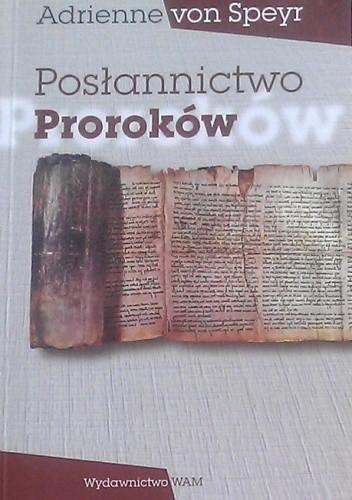 Okładka książki Posłannictwo proroków