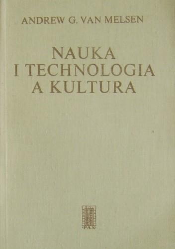 Okładka książki Nauka i technologia a kultura