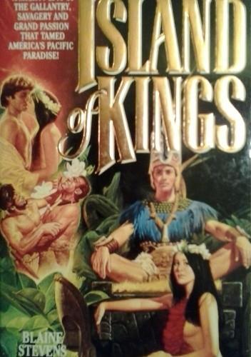 Okładka książki Island of Kings