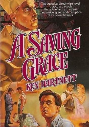 Okładka książki A Saving Grace