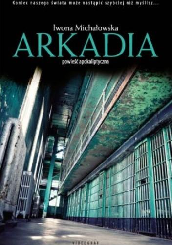 Okładka książki Arkadia