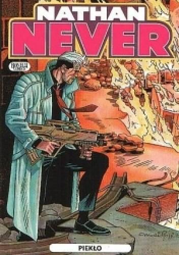 Okładka książki Nathan Never - Piekło