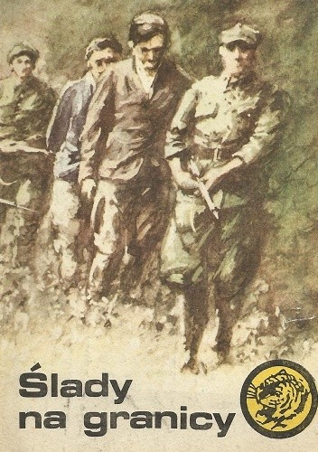 Okładka książki Ślady na granicy
